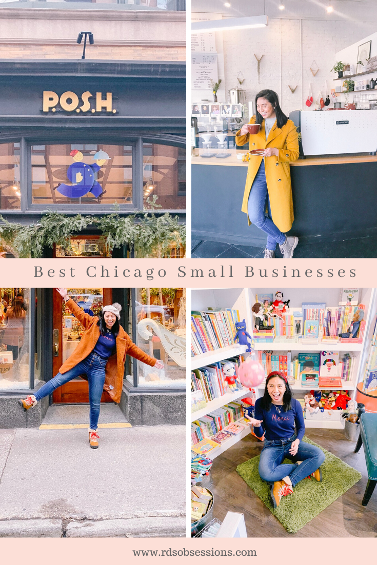 Supporting Small Business Saturday: My Favorite Chicago Small Businesses