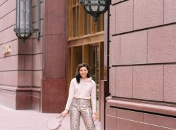 Holiday Pants You'll Want to Wear