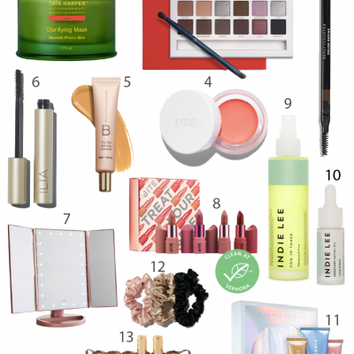 Holiday Gift Guide for the Beauty Lover + Visa Gift Card Giveaway
