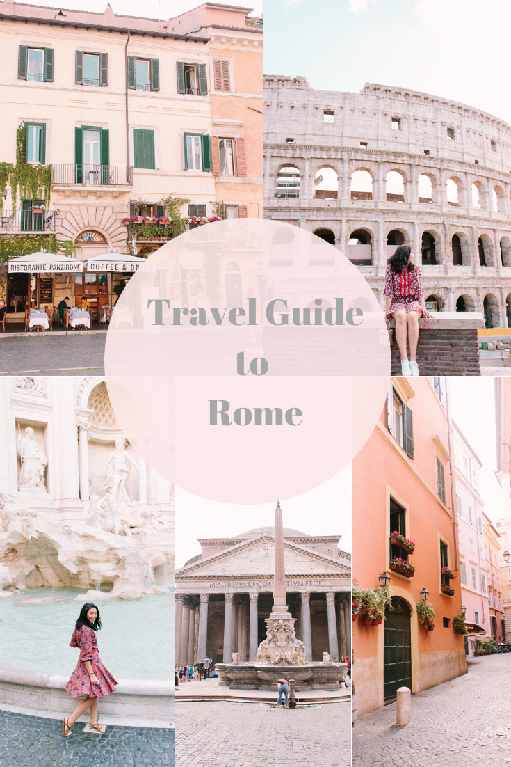 Travel Guide To Rome