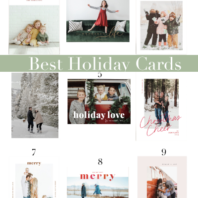 The Best Place to Buy Holiday Cards This Year Is Minted