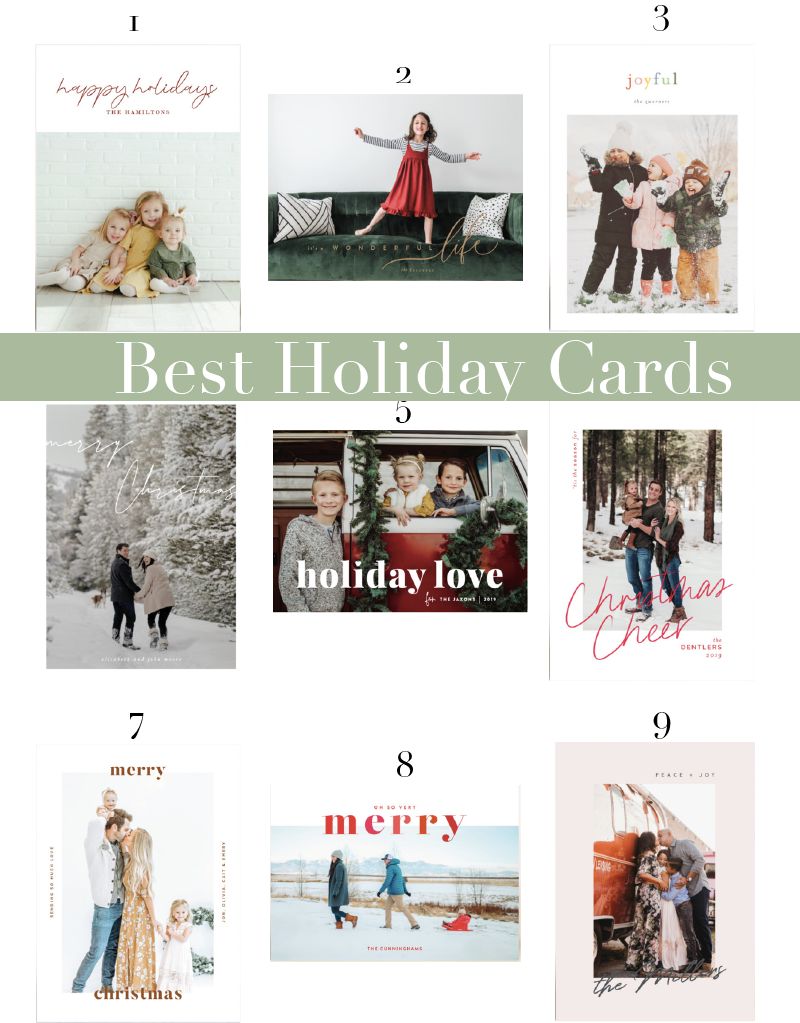 The Best Place To Buy Holiday Cards Is Minted