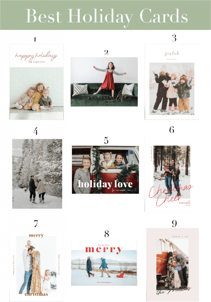 Why Minted Is The Best Place To Buy Holiday Cards This Year