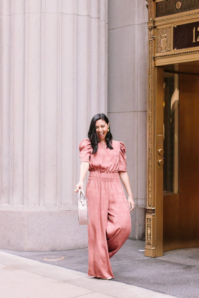 Holiday Jumpsuit Outfit Ideas