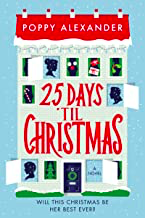 25 Days 'Til Christmas by Poppy Alexander