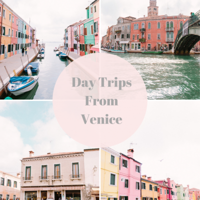Incredible Day Trips From Venice + Amazon or Cash Giveaway