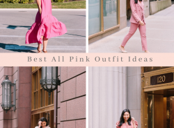 All Pink Outfit Ideas