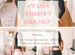 Amazon Workout Leggings Reviews