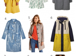 9 Chic Spring Coats