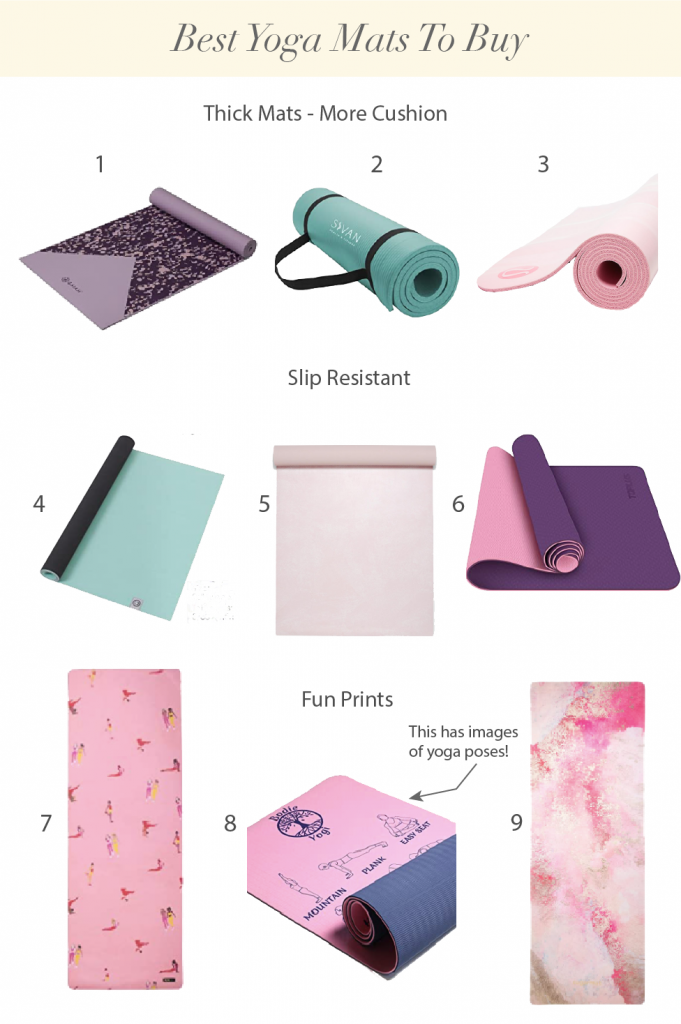 Best Yoga Mats To Buy