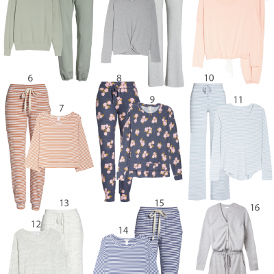 9 Comfy Chic Loungwear To Wear Now