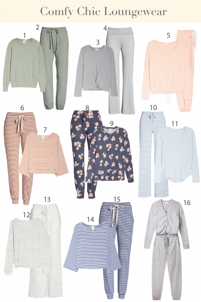 9 Comfy Chic Loungewear To Wear Now