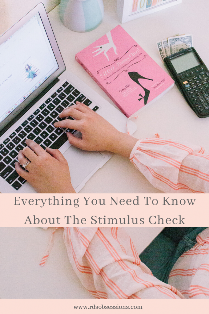How To Get Your Coronavirus Stimulus Check