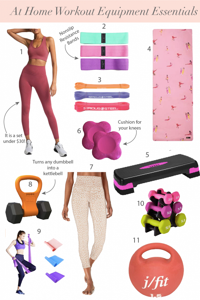 At Home Workout Equipments