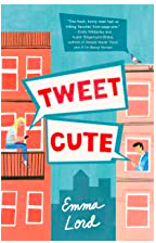 Tweet Cute by Emma Lord Book Review