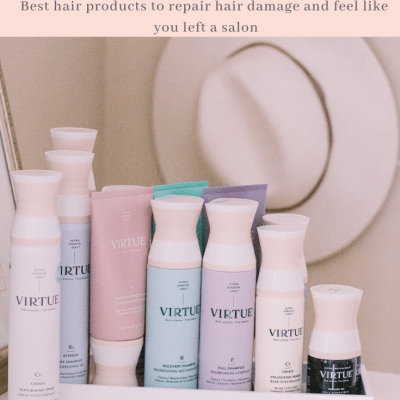 Virtue Labs Hair Products Review