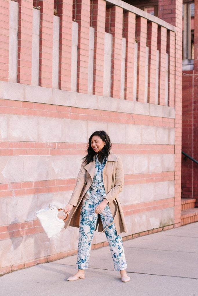 7 Trench Coat Outfit Ideas