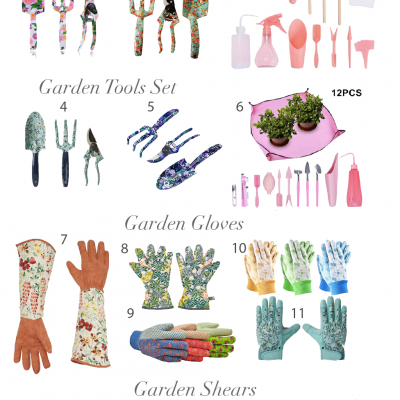 Essential Garden Tools From Amazon + Amazon Giveaway