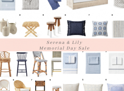 Serena & Lily Memorial Day Sale