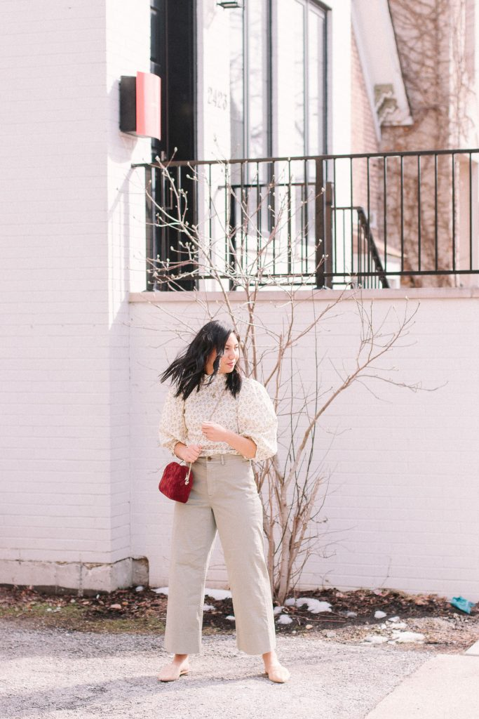 How To Style Cropped Pants
