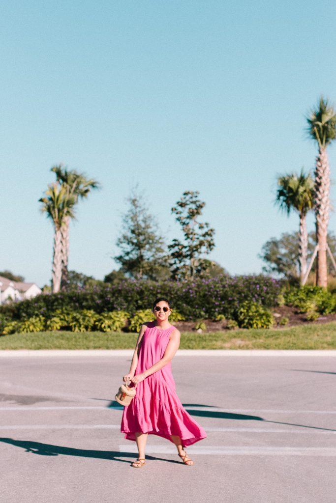 10 Tiered Maxi Dresses