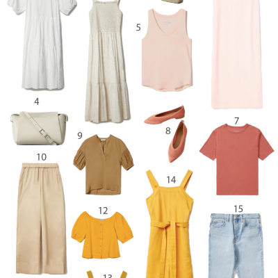 Everlane Summer Must-Haves +$750 Amazon Giveaway