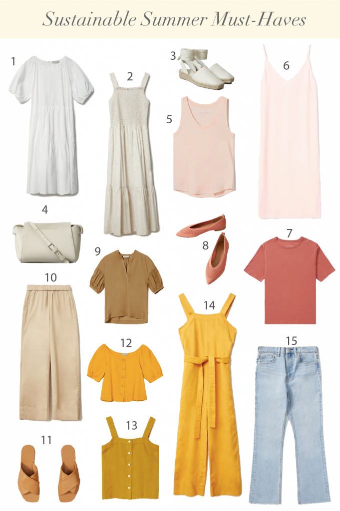 Everlane Summer Must-Haves
