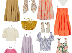 H&M Summer Style Under $50