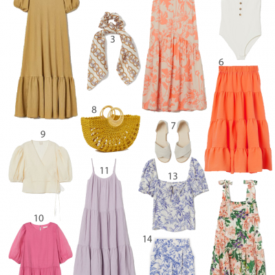 H&M Summer Style Under $50 That I'm Currently Loving