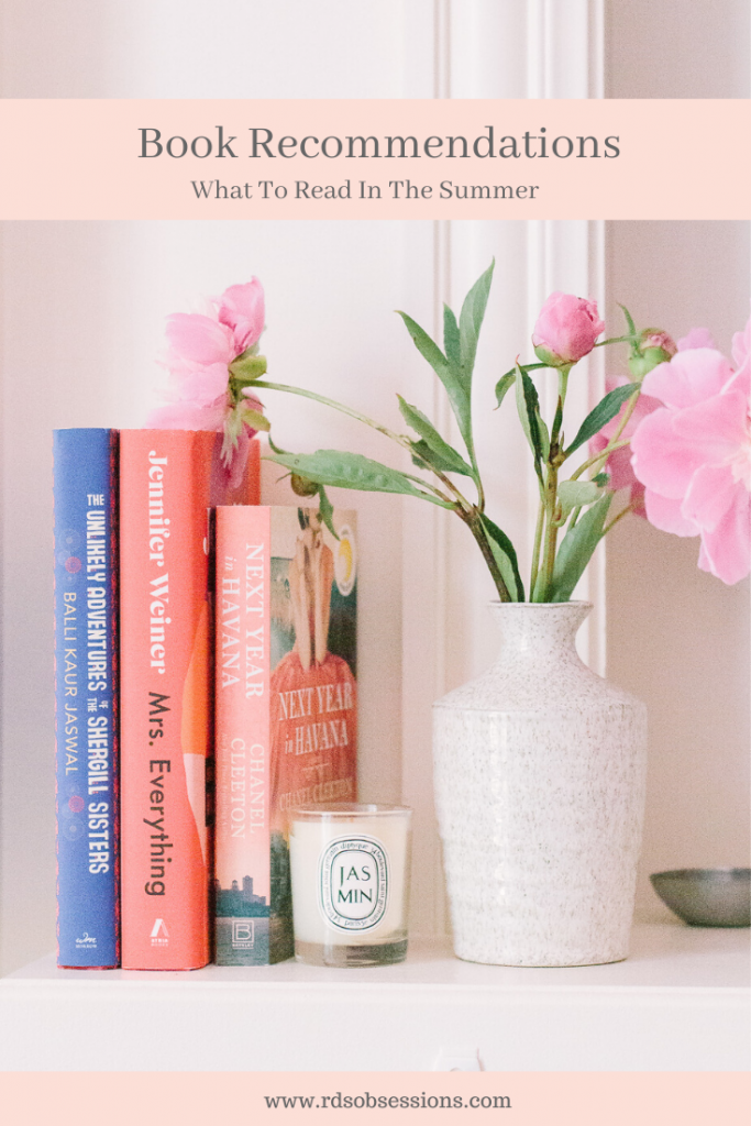 Books To Read During The Summer