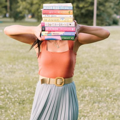 2020 Summer Reading Recommendations
