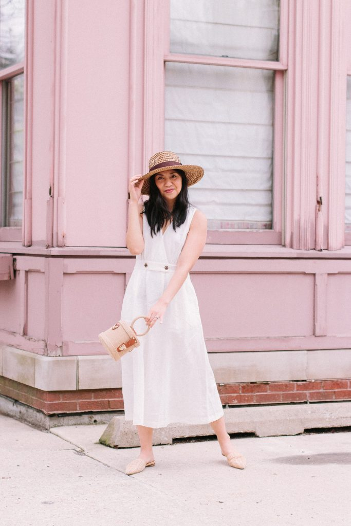 How to Accessorize A White Summer Dress