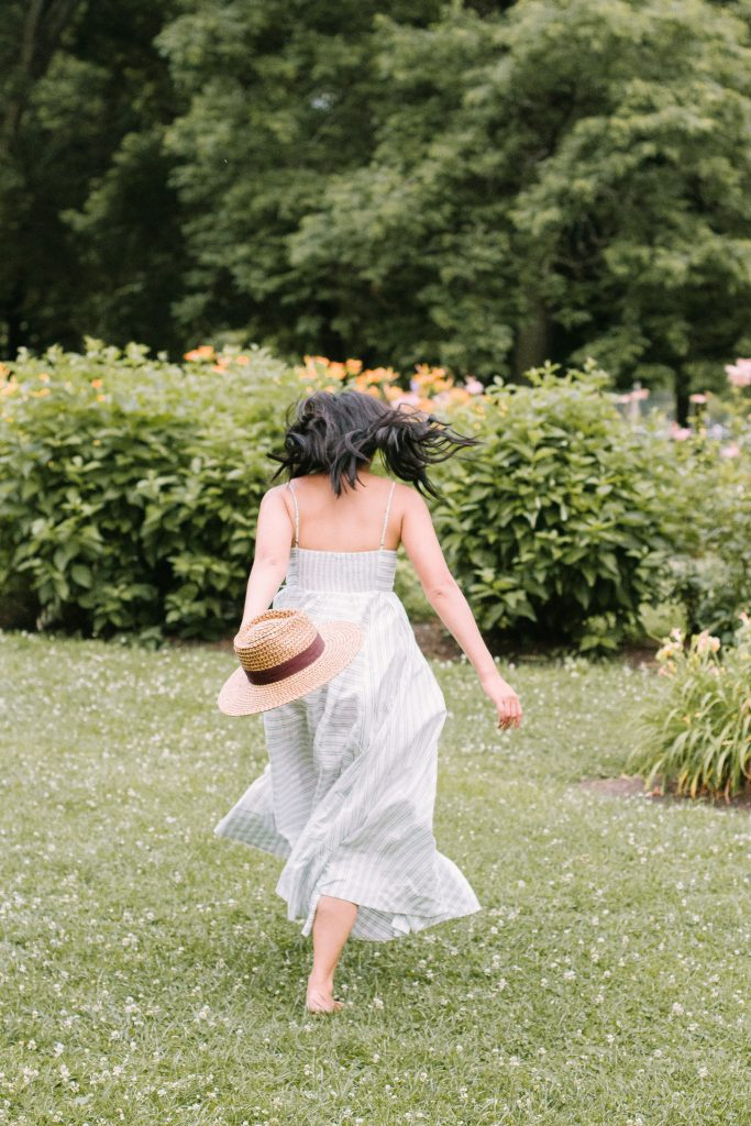 The Best Easy Breezy Midi Dress Ever