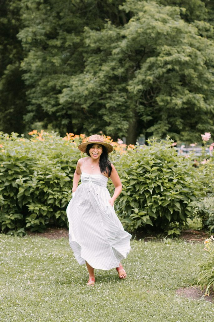 The Best Easy Breezy Midi Dress Eve