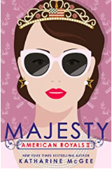 American Royals II Majesty by Katharine McGee