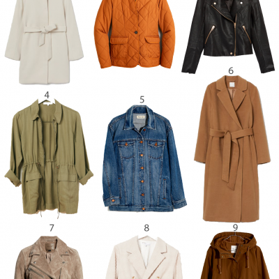The 9 Best Fall Jackets