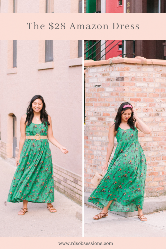 The $28 Amazon Dress I've Been Talking About
