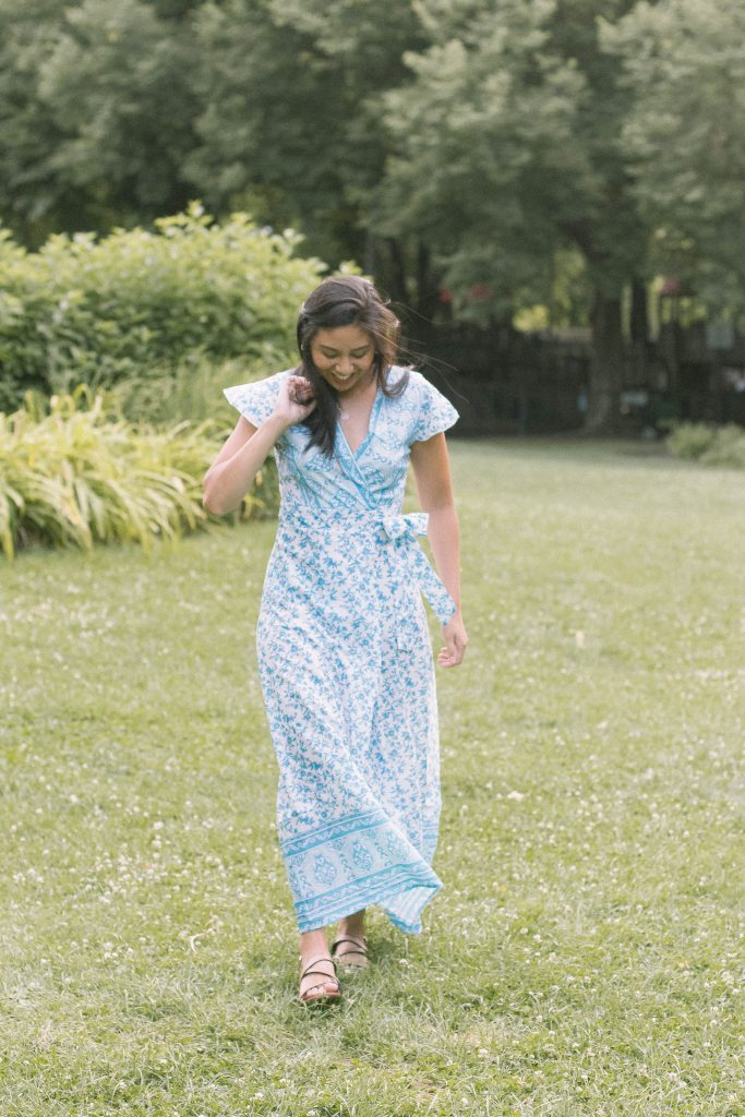 Budget-Friendly Summer Dress