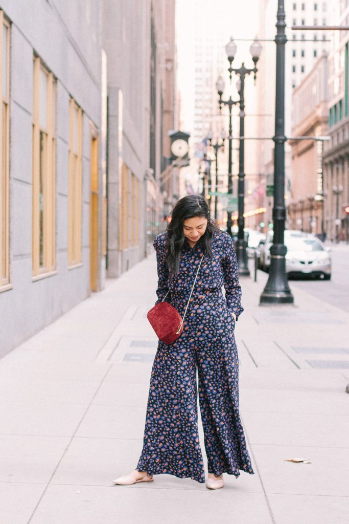 10 Long-Sleeve Jumpsuits For This Fall