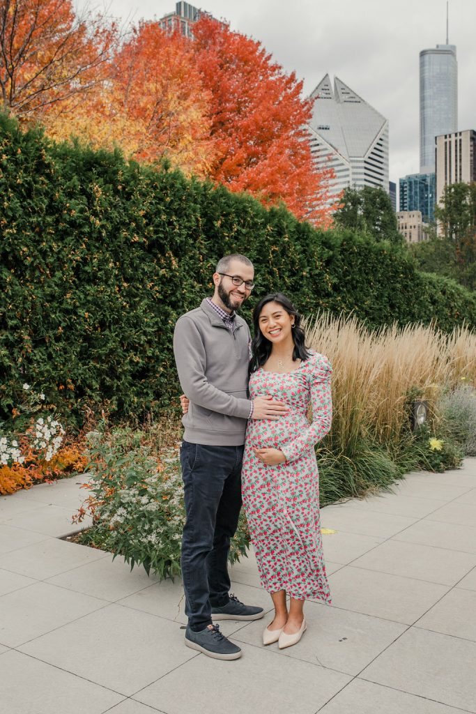Chicago Pregnancy Announcement - Having A Baby After Cancer