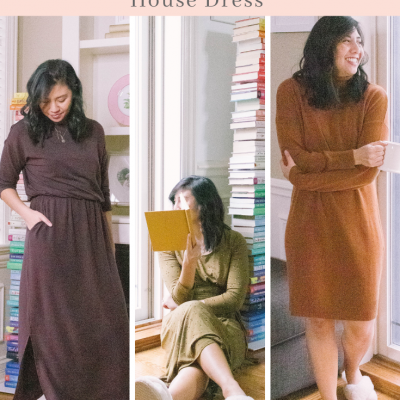 Why You Need A House Dress This Season