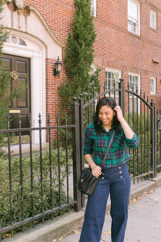 How to Dress Up A Flannel Shirt