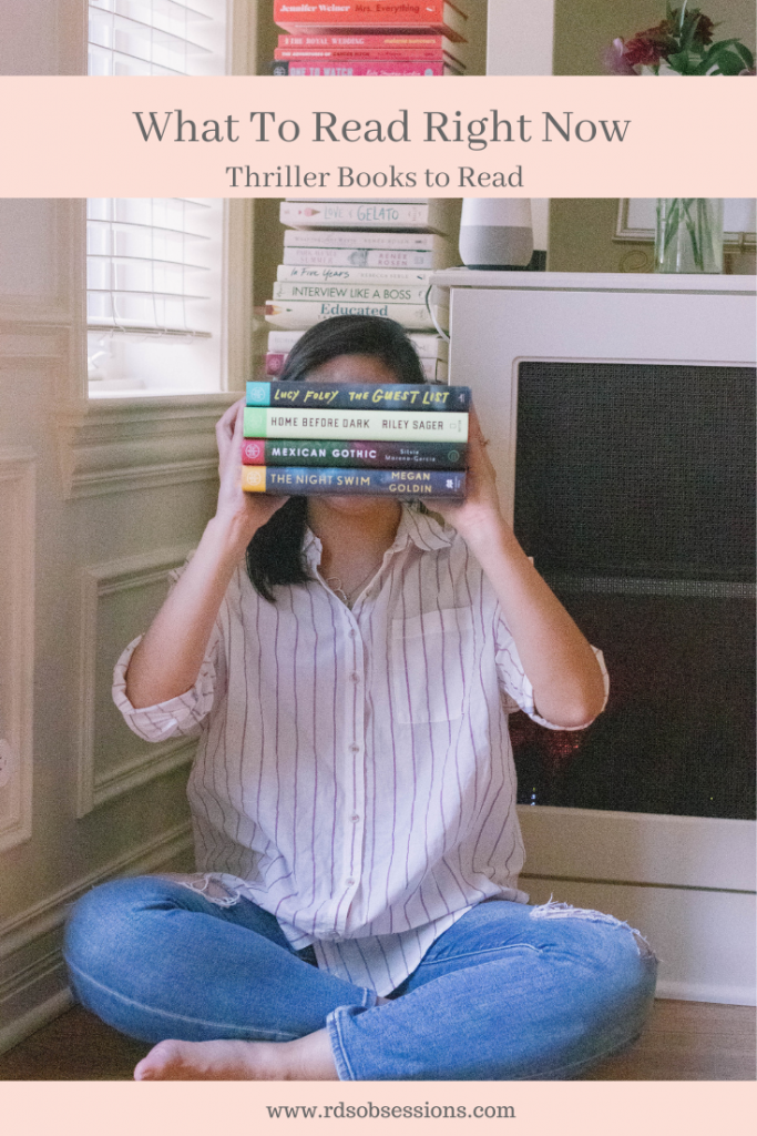 What I Read In October - Best Thriller Books