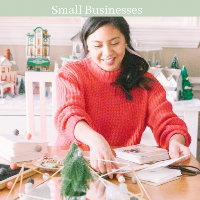 Holiday Gift Ideas That Support Small Businesses