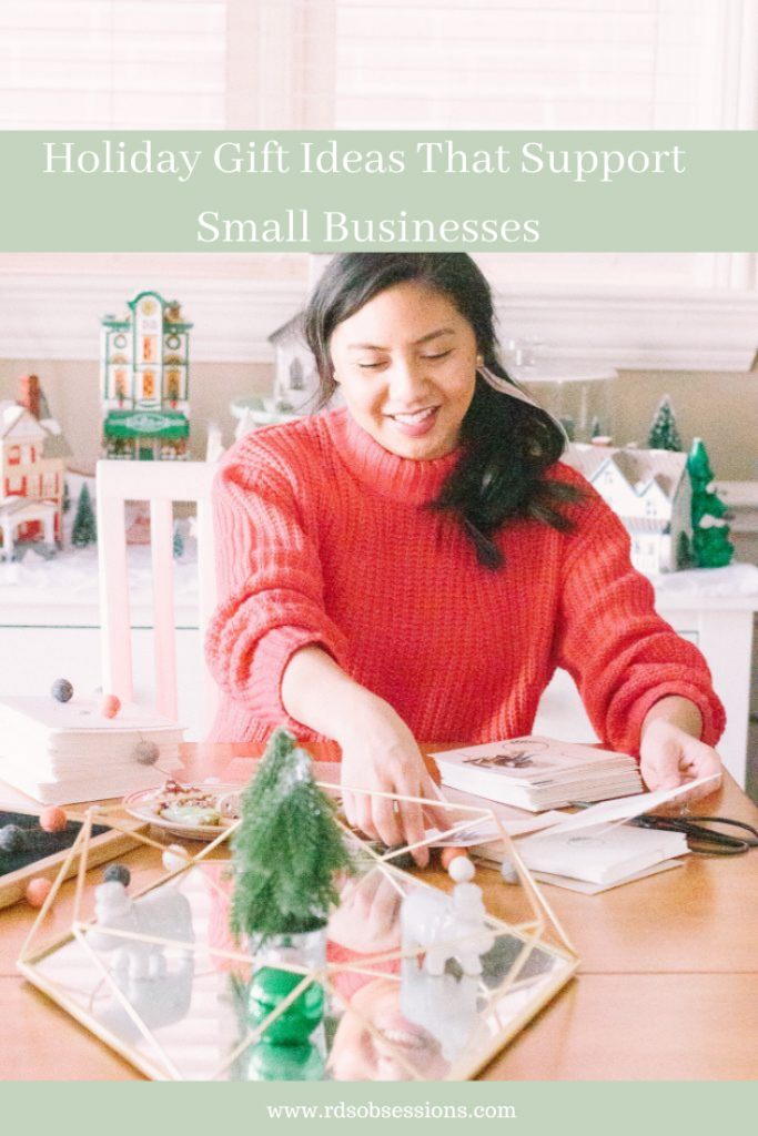 Gift Ideas That Support Small Businesses - Gifts For Everyone.