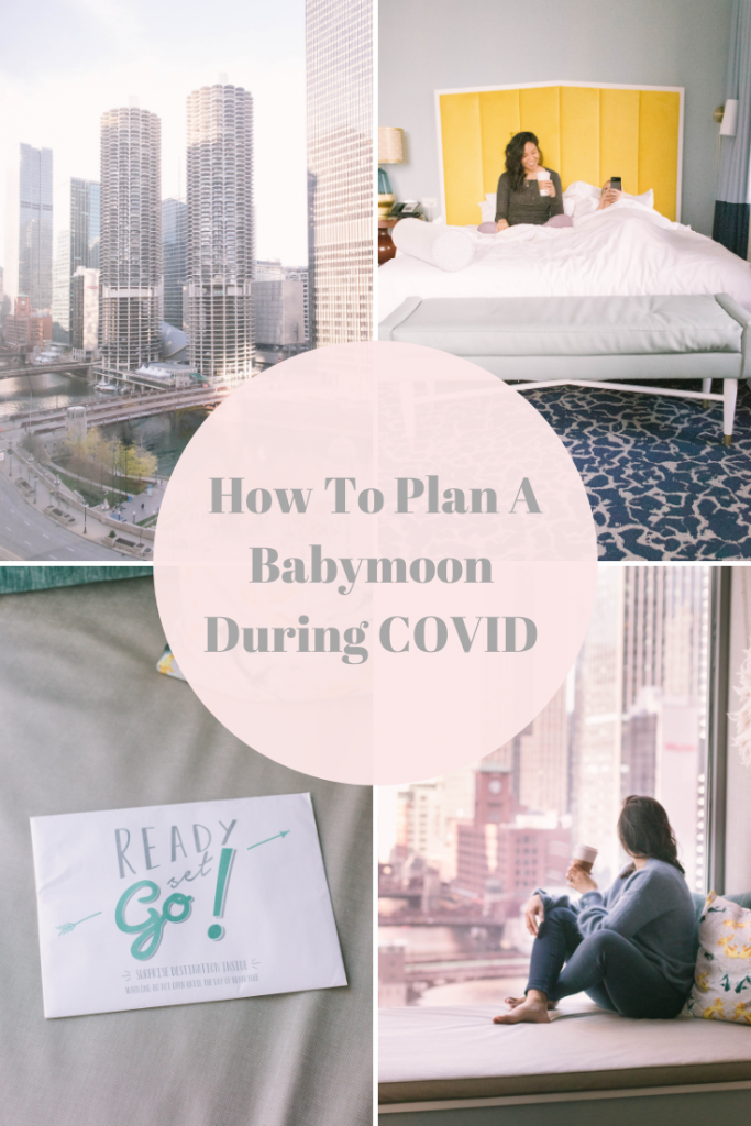 How to plan a babymoon during the pandemic.