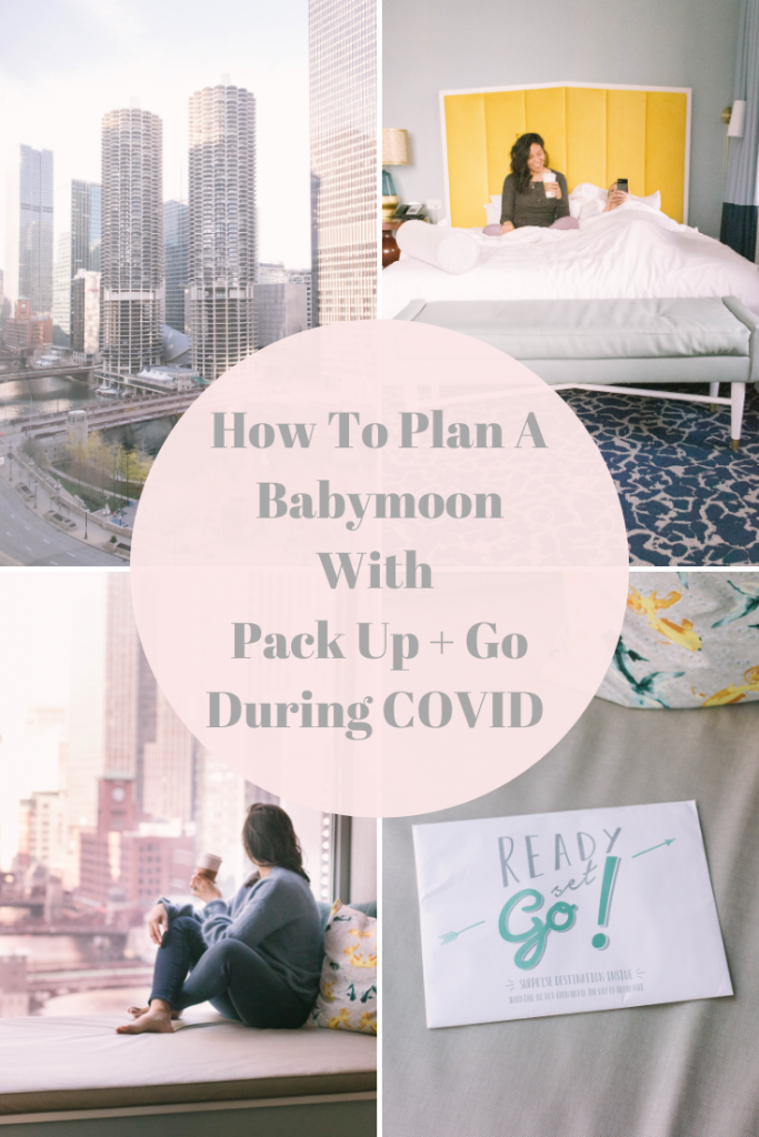 How We Planned Our Babymoon with Pack Up + Go During Covid
