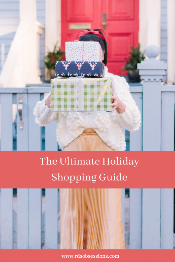 The Ultimate Holiday Shopping Guide
