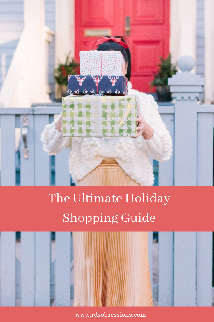 The Ultimate Holiday Shopping Guide + Amazon Giveaway