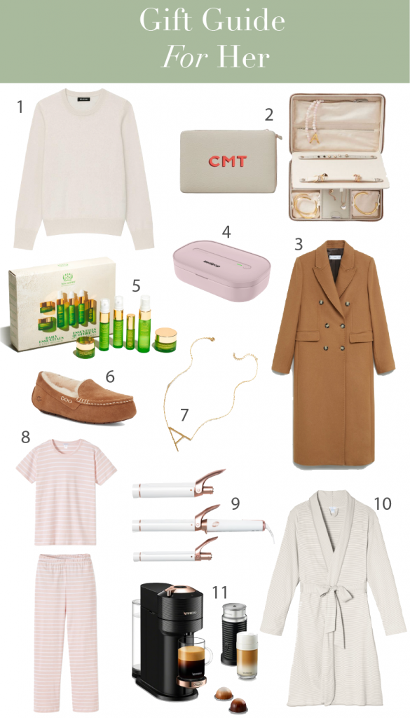 Gift Guide For Her The Ultimate Holiday Shopping Guide